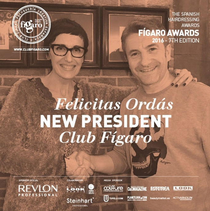 Felicitas Club Fígaro new president